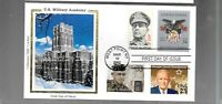US FDC FIRST DAY COVERS  3560 MILITARY ACADEMY 2002  COLORAN