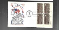 US FDC  FIRST DAY COVER   C70 ALASKA  PURCHASE AIR MAIL 1967