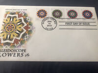 UNITED STATES SCOTT  4722 25 KALEIDOSCOPE FIRST DAY COVER