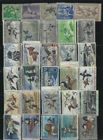 US STAMPS   FEDERAL DUCK STAMP COLLECTION   RW16 // RW48   3