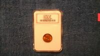 1938 D  RD PENNY UNCIRCULATED