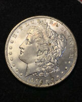1904 O MORGAN DOLLAR WAS UNC