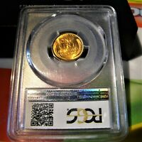 1930-P PCGS MINT STATE 65 LINCOLN CENT  BU RED GEM SPOTLESS