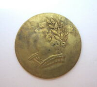 1820   CANADA   LOWER CANADA   BUST AND HARP TOKEN