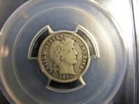 KEY DATE PCGS VG8 1895 O BARBER DIME THE KEY DATE TO THE SER