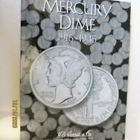 SET OF MERCURY DIMES 1916   1945  MISSING JUST TWO   NICE CO