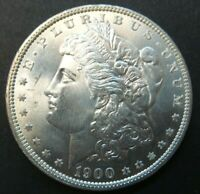 1900-O $1 US MINT SILVER 90 MORGAN DOLLAR US COIN V1078