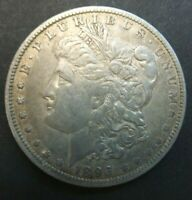 1896-O $1 US MINT SILVER 90 MORGAN DOLLAR US COIN V1060