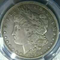 1888 O HOT LIPS PCGS VF35 DOUBLED DIE OBV. VAM 4 MORGAN DOLLAR CERTIFIED ERROR