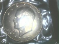 1978-P UNITED STATES EISENHOWER DOLLAR UNC IN MINT CELLOPHANE  SHIPS FOR FREE