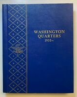 COMPLETE 1932 - 1964 WASHINGTON SILVER QUARTER COLLECTION P,D,S 83 COIN SET