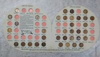 36 COIN 1909-1929 D LINCOLN WHEAT CENT CENT  - EARLY DATES COLLECTION   191