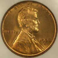 1938 S/S LINCOLN CENTFS 501 16.51 NGC MS66RD VP 002RPM 001 STAGE A