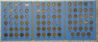 72 COIN SET 1909-1940 LINCOLN WHEAT CENT CENT  - EARLY DATES COLLECTION   526