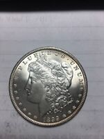 1899 P MORGAN SILVER DOLLAR  NICE COIN NO RESERVE AUCTION DD