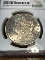 1889-S 1889 SAN FRANCISCO MORGAN DOLLAR MINT STATE 61 NGC
