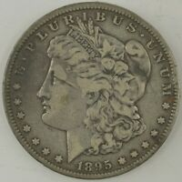 1895-O U.S. $1 - MORGAN SILVER DOLLAR - VF