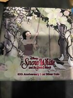 2017 SNOW WHITE & THE 7 DWARFS 80TH ANN. NGC FIRST RELEASES