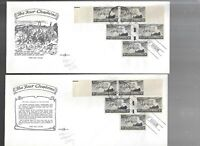 US FDC FIRST DAY COVERS  956  FOUR CHAPLAINS 1948 PENT ARTS