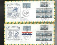US FDC FIRST DAY COVERS  961 CANADA US PEACE 1948 PENT ARTS
