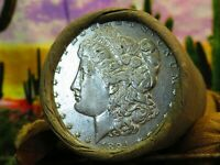 ROLL OF 20 SILVER MORGAN DOLLARS 20 COINS 1894 END / CC END