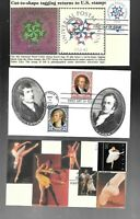 US FDC  FIRST DAY COVERS   COLLECTION 1990 TO 2000 'S  LOT O