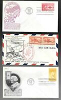 US FDC FIRST DAY COVERS  COLLECTION   LOT OF 15   FROM 1940