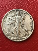 1935 WALKING LIBERTY HALF DOLLAR PLEASE CHECK OUT OUR LARGE INVENTORY