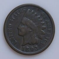 1893 INDIAN HEAD PENNY- DETAILS