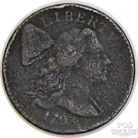 1794 LARGE CENT 1C HEAD OF 1794 US COIN 21934