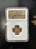 2009 S  BRONZE LINCOLN CENT NGC PF 70 RD ULTRA CAMEO   BIRTH