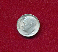 1947 S ROOSEVELT SILVER DIME BRILLIANT UNCIRCULATED