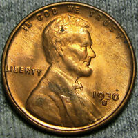 1930-S LINCOLN CENT WHEAT CENT  --- STUNNING --- P780