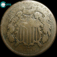 1866 TWO CENT PIECE 2CP TYPE COIN ----- I REVIEW ALL OFFERS  ----- V050