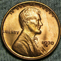 1930-S LINCOLN CENT WHEAT CENT  --- STUNNING --- P778