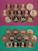 2000 2001 2002 2003 2004 2005 2006 2007 2008 2009 PROOF LINCOLN CENTS PENNIES