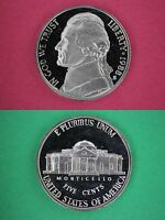 1988 S PROOF THOMAS JEFFERSON NICKEL DEEP CAMEO COIN $1.99 FLAT RATE SHIPPING