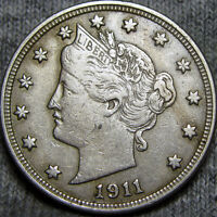 1911 LIBERTY V NICKEL ----  I REVIEW ALL OFFERS  ----  Z257