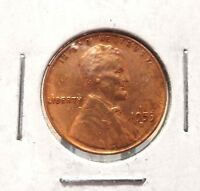 VF-EXTRA FINE  IN GRADE 1953D LINCOLN WHEAT CENT