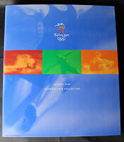 AUSTRALIA 2000 SYDNEY OLYMPIC 5$ 28 COIN SET UNC IN ALBUM