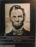 LINCOLN PENNY COLLECTION  1959   2002  VOL.III