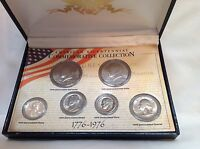 1776 1976 AMERICAN BICENTENNIAL COMMEMORATIVE COLLECTION PROOF SET