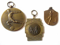 N 1633     3  OLD SPORTS MEDALS SPORTS COMMEMORATIONS
