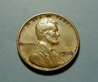 1936 P LINCOLN WHEAT PENNY   W20141