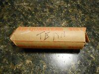 ROLL 2002 CIRCULATED  QUARTERS $10.00 ROLL TENNESSEE REVERSE