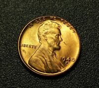 1948 D LINCOLN WHEAT PENNY UNCIRCULATED  W16101