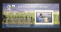 RW80A 2013   2014   US FEDERAL DUCK STAMP   POST OFFICE FRESH