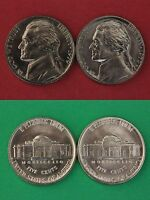 1979 D & P BRILLIANT UNCIRCULATED THOMAS JEFFERSON NICKEL FLAT RATE SHIPPING