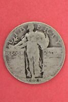 1929 P STANDING LIBERTY QUARTER FAST SHIPPING 90 SILVER US BULLION COIN 069
