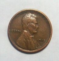 1913 S LINCOLN CENT--TOUGHER DATE--GOOD PICS--427